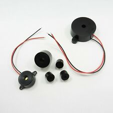 Piezo Active Drum Alarm Sound Beeper Sensor Sounder Buzzer Elements