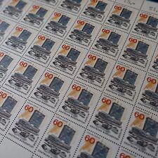 feuille sheet Bogen Deutschland berlin Nr.236 x50 1965 neuf luxe mnh