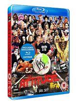WWE The Attitude Era [2 Blu-rays] *NEU* DEUTSCH Blu-ray