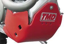 T.M. Designworks Full Coverage Plastic Skid Plate Black HONDA HOMC-252-BK