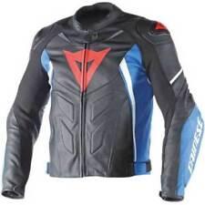 Blousons Dainese en cuir pour motocyclette taille 46