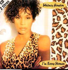 CD single Whitney HOUSTONI'm every woman 2-track CARD SLEEVE