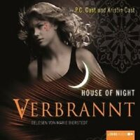 P.C.& KRISTIN CAST - HOUSE OF NIGHT-VERBRANNT (TEIL 7)