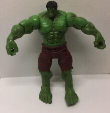 "Marvel Incredible Hulk Movie Action Figure 6"" Hasbro 2007 Power Punch Purple"
