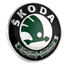 SKODA FABIA 2007-13 OCTAVIA 2004-2013 FRONT BADGE EMBLEM 3U0853621B