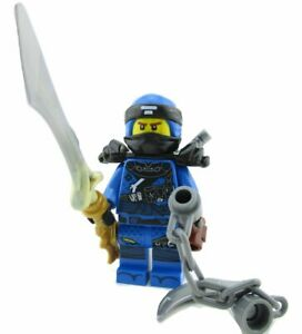 LEGO NINJAGO 70652 MASTERS OF SPINJITZU STORMBRINGER JAY ONLY
