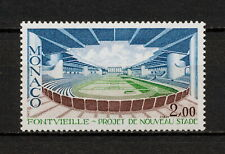 (YYAY 888) Monaco 1983 MNH Mich 1582 Scott 1372 Fontvielle Stadium