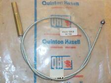 BEDFORD CA VAN CAL LWB MODELS 1962-69 PAIR HANDBRAKE CABLES LEFT RIGHT HAND