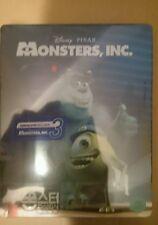 Monsters Inc 1/4 slip Kimchidvd steelbook  brand new and sealed