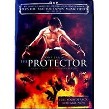 (CD) The Protector - Soundtrack Music From The Motion Picture + Enhanced Portion