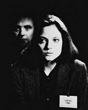 """THE SILENCE OF THE LAMBS MOVIE PHOT Poster Print 24x20"""" great image 16366"""