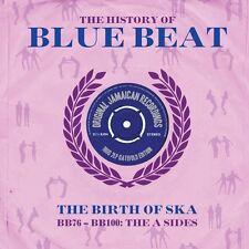 Historia de Blue Beat-el nacimiento de ska BB76-BB100 los lados un (2LP Vinilo 180g) NUEVO
