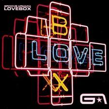GROOVE ARMADA Lovebox CD BRAND NEW