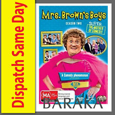 MRS BROWNS BOYS Brown's Boy - BBC TV SERIES Season 2 DVD box set 2nd Two