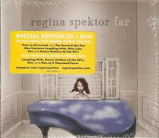 Regina Spektor - Far - Special Edition (CD & DVD 2009) NEW/SEALED