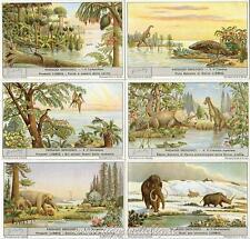 Chromo Liebig Sang. 1296 ITA Paesaggi Geologici ANNO 1934