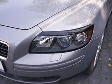VOLVO S40 V50 04-12 - SCHEINWERFERBLENDEN (GFK) (grundiert) - TUNING-GT
