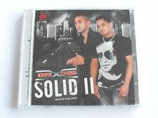 Desi Crew - Solid II - Kiss Records (CD Album) Used Very Good