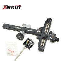 Decut Archery Compound Bow Sight Scope Pin Adjustable Honor-ACP Original