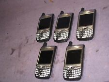 5 Palm Treo 700wx lot Verizon cell phone Without Charger They Work ? 21T2