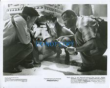 Danny Glover Maria Conchita Alonso Ruben Blades Predator 2 Original Press Photo