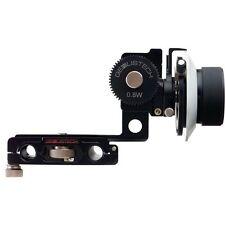 NEW Genustech Universal Bravo Deluxe Follow Focus System kit. G-UBFFKIT