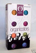 Organic Nails- Gama ORG - Organicolors G01. 8 Botes de 7grms c/u. Free Shipping