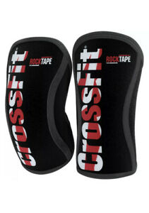 RockTape Assassins Crossfit Knee Support Sleeves - Sz Small 7mm