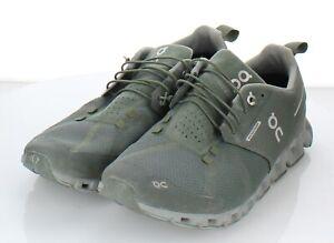 M40 $130 Men's Sz 9.5 M On QC Cloud Running Shoe In Olive Green