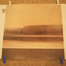 "Russell Chatham Poster, ""EARLY SNOW"" SIGNED by Russell Chatham (Artist)"