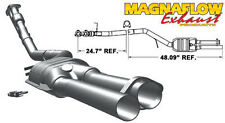 1987-1991 BMW 325i 325is 2.5L Magnaflow Direct-Fit Catalytic Converter Exhaust