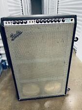 Vintage '70's Fender Super Six Reverb Amp