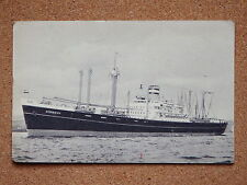 R&L Postcard: Holland-America Line, SS Schiedyk