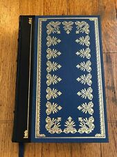 Moby Dick Herman Melville Franklin Library Quarter Leatherbound 1979