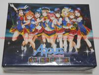 Love Live Sunshine Aqours 2nd HAPPY PARTY TRAIN TOUR Memorial BOX Blu-ray Japan