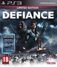 Defiance Limited Dayone Edition PS3 Playstation 3 IT IMPORT NAMCO