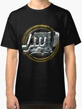 TRIUMPH Rocket 3 motore del motociclo vintage con T-shirt inished Productions