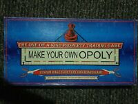 MONOPOLY   Make Your Own Opoly   Board Game