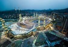 Mekka Saudi Arabien Kaaba Islam Foto Fridge Magnet Reise Souvenir,Neu