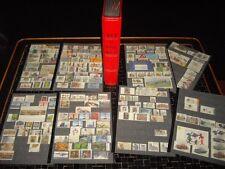 Bund 1954 - 2005 Gest. raccolta in steckbuch