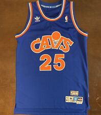 Rare Adidas HWC Throwback NBA Cleveland Cavaliers Mark Price Basketball Jersey