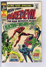 Daredevil King Size #1 Marvel 1967