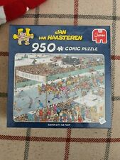 Jan Van Haasteren Eleven City Ice Tour 950 piece Jigsaw Puzzle NEW SEALED Rare