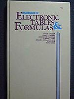 Handbook of Electronic Tables and Formulas Hardcover Howard W Sams & Co