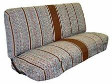 Truck Pickup Suv Car Saddle Blanket Bench Seat Cover Chevrolet Dodge Ford Brown