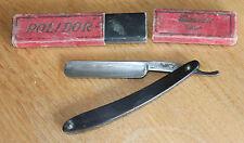 coupe choux rasoir ancien  et une boite pour l entretien