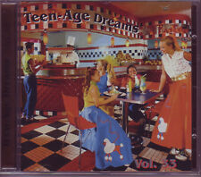 V.A. - TEEN-AGE DREAMS Vol.33 Popcorn & Teenage CD