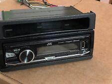 jvc car stereo bluetooth