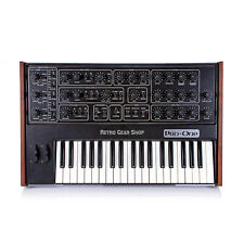 Sequential Circuits Pro One SCI Rare Vintage Analog Synth Serviced + Midi Kit
