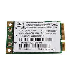 New Intel 4965AGN MM1 Wifi Wireless Link PCI-E Card Universal for Dell Toshiba
